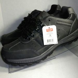 Wrangler Shoes - Men s Wrangler Rugged Black Oxford Shoe NWT 497a3fcec8f